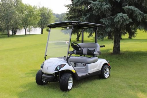 Fuel Injected Gas Golf Car