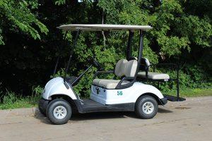 Rental 4 Passenger Golf Car