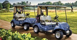 yamaha drive 2 quietech efi-harris golf cars