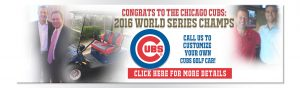 World Series Champs Chicago Cubs
