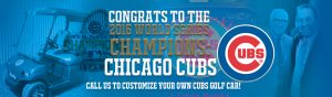 Chicago Cubs World Series Champs