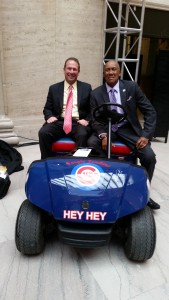 Harris Golf Cars Fergie Jenkins
