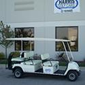 Golf Car 6 Passenger