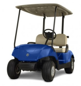 YRDE Tanzanite 2015 Yamaha Golf Car