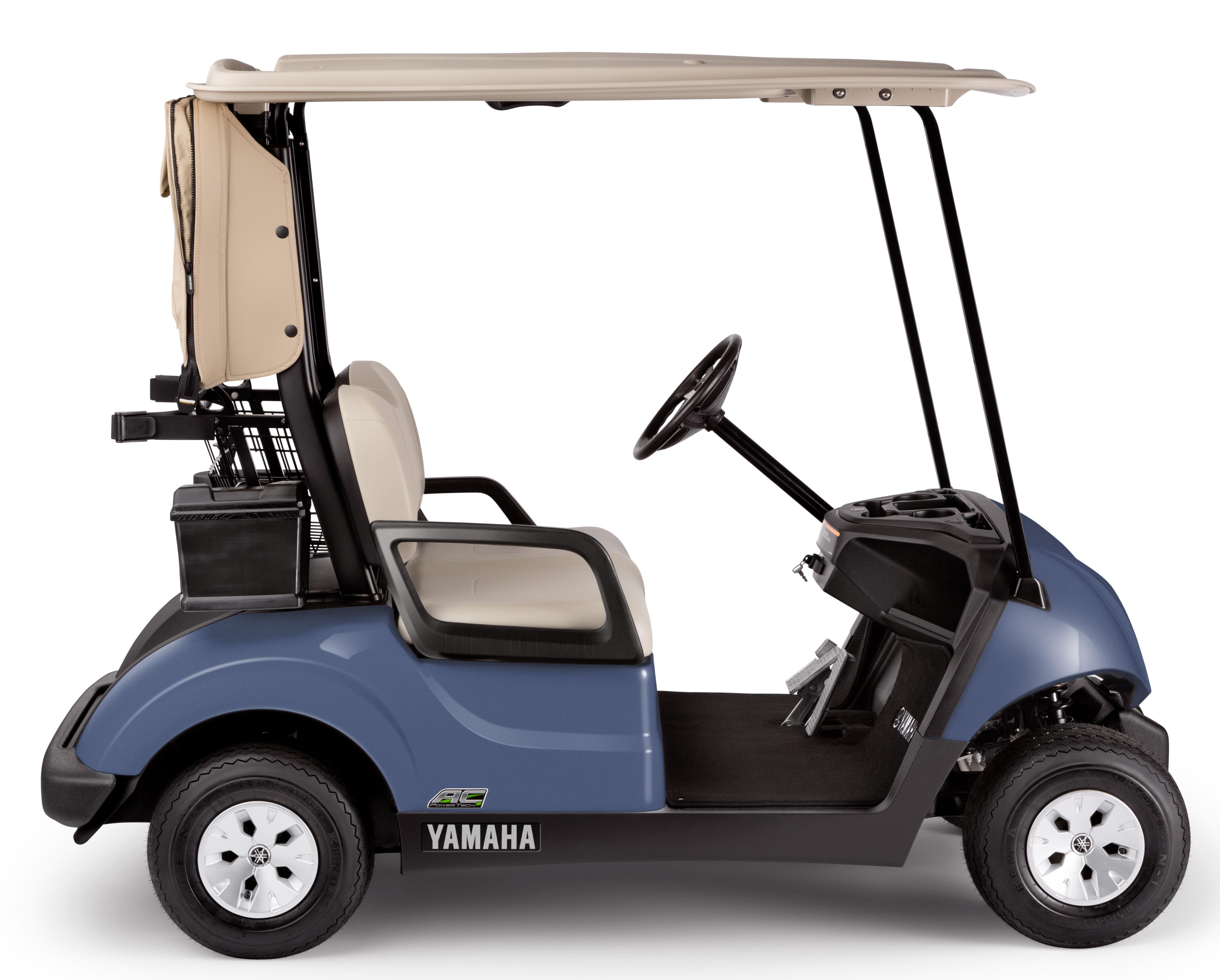 Yamaha Ydre Electric Golf Car