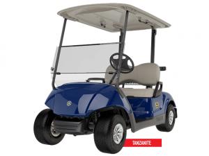 New Yamaha Tanzanite Electric Golf Car-Iowa, Illinois, Wisconsin, Nebraska-Harris Golf Cars