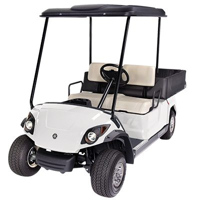 Yamaha Adventurer Hauler Utility Vehicle-Iowa, Illinois, Wisconsin, Nebraska-Harris Golf Cars