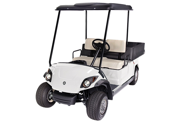 Yamaha Adventurer Hauler Utility Vehicle-Iowa, Illinois, Wisconsin, Nebraska-Harris Golf Cars