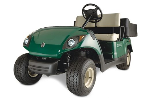 Yamaha Adventurer One Utility Vehicle-Iowa, Illinois, Wisconsin, Nebraska-Harris Golf Cars
