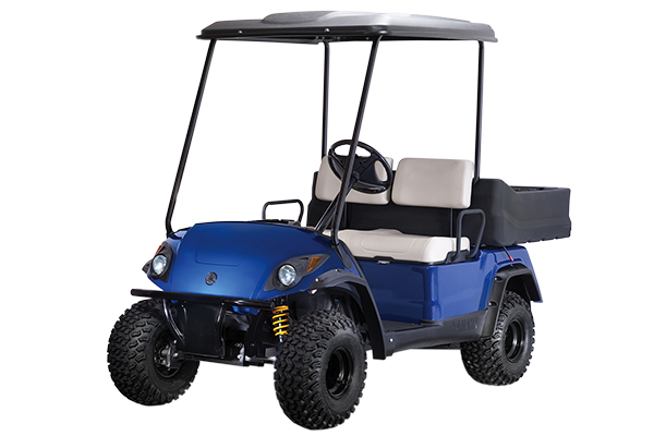 Yamaha Adventurer Sport Utility Vehicle-Iowa, Illinois, Wisconsin, Nebraska-Harris Golf Cars