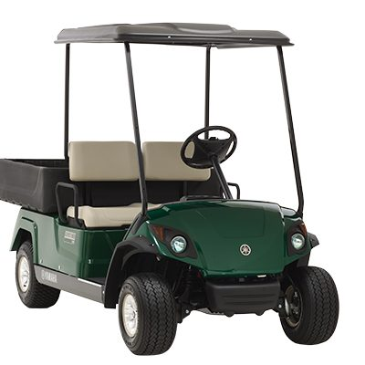 Yamaha Adventurer Two Utility Vehicle-Iowa, Illinois, Wisconsin, Nebraska-Harris Golf Cars