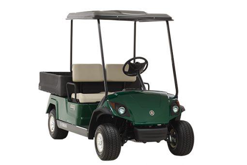 Yamaha Adventurer Two Utility Vehicle-Iowa, Illinois, Wisconsin, Nebraska-Harris Golf Cars