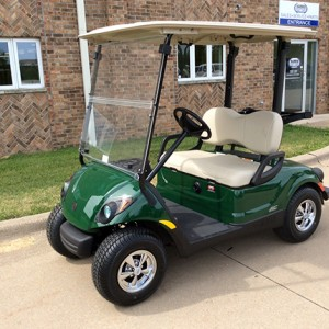 New emerald golf cart-Iowa, Illinois, Wisconsin, Nebraska-Harris Golf Cars