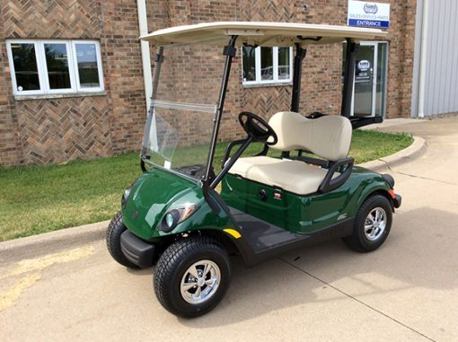 New emerald golf cart-Iowa, Illinois, Wisconsin, Nebraska-Harris Golf Cars