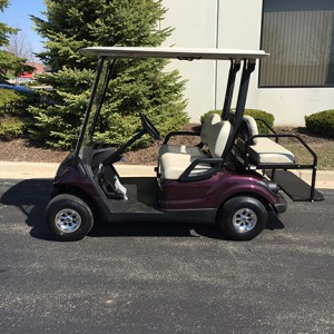 2007 amethyst golf cart-harris golf cars-Iowa, Illinois, Wisconsin, Nebraska