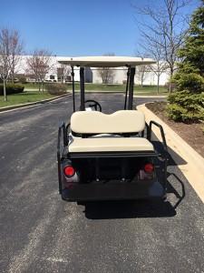 2007 amethyst golf cart-harris golf cars-Iowa, Illinois, Wisconsin, Nebraska