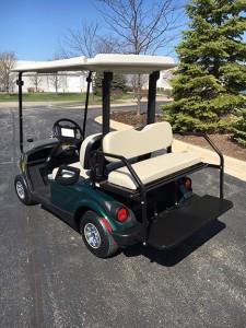 2009 jade golf cart-harris golf cars-Iowa, Illinois, Wisconsin, Nebraska