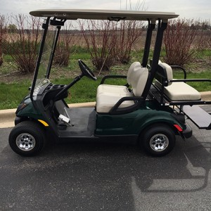 2011 Jade Electric Golf Car-Harris Golf Cars-Iowa, Illinois, Wisconsin, Nebraska