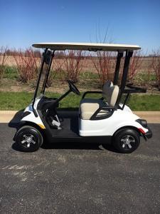 2012 electric pearl golf cart-Harris Golf Cars-Iowa, Illinois, Wisconsin, Nebraska