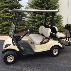 2012 Yamaha Sunstone Golf Cart-Harris Golf Cars-Iowa, Illinois, Wisconsin, Nebraska