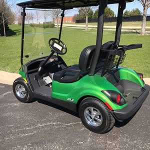 2016 yamaha efi ptv golf cart-harris golf cars-Iowa, Illinois, Wisconsin, Nebraska