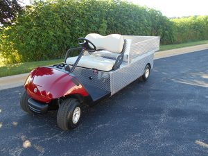 electric hauler-harris golf cars-iota, illinois, wisconsin, nebraska