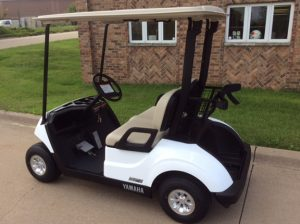 glacier Yamaha Drive 2-Harris Golf Cars-Iowa, Illinois, Wisconsin, Nebraska