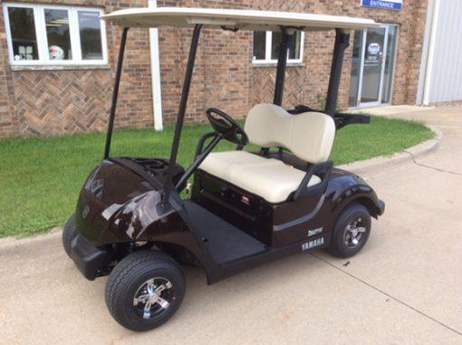 Rich Brown Drive 2-Harris Golf Cars-Iowa, Illinois, Wisconsin, Nebraska