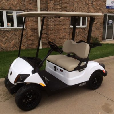 glacier white drive 2-Harris Golf Cars-Iowa, Illinois, Wisconsin, Nebraska