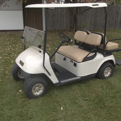 1998 E-Z-Go-Harris Golf Cars-Iowa, Illinois, Wisconsin, Nebraska