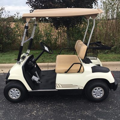 yamaha G-22A gas golf car-Harris Golf Cars-Iowa, Illinois, Wisconsin, Nebraska