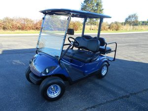 2007 Tanzanite Golf Car-Harris Golf Cars-Iowa, Illinois, Wisconsin, Nebraska