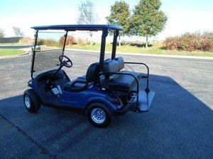 2007 Tanzanite Golf Car-Harris Golf Cars-Iowa, Illinois, Wisconsin, Nebraska