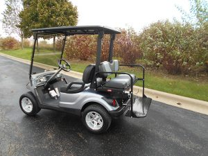 2008 anthracite-Harris Golf Cars-Iowa, Illinois, Wisconsin, Nebraska