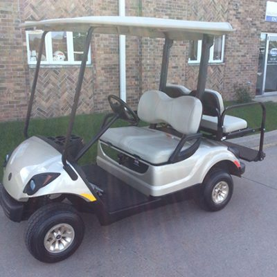 2008 Sandstone 4 Pass-Harris Golf Cars-Iowa, Illinois, Wisconsin, Nebraska