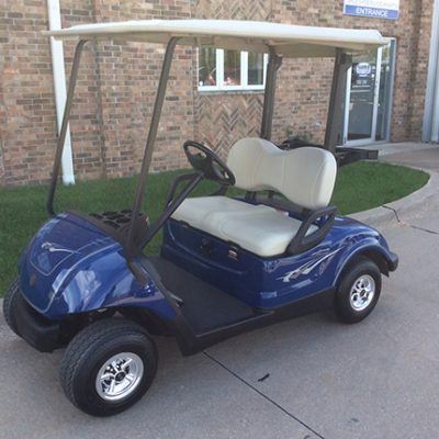 2009 Tanzanite-Harris Golf Cars-Iowa, Illinois, Wisconsin, Nebraska