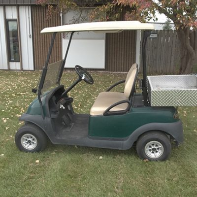 2010 Club Car-Harris Golf Cars-Iowa, Illinois, Wisconsin, Nebraska