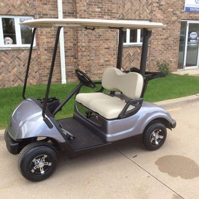 2011 Anthracite Drive-Harris Golf Cars-Iowa, Illinois, Wisconsin, Nebraska