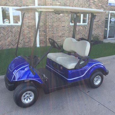2011 Cobalt-Harris Golf Cars-Iowa, Illinois, Wisconsin, Nebraska