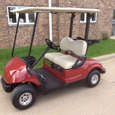 2011 Garnet Drive-Harris Golf Cars-Iowa, Illinois, Wisconsin, Nebraska