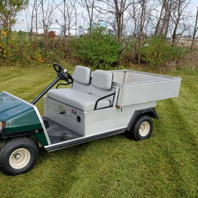 Club Car Utility-Harris Golf Cars-Iowa, Illinois, Wisconsin, Nebraska