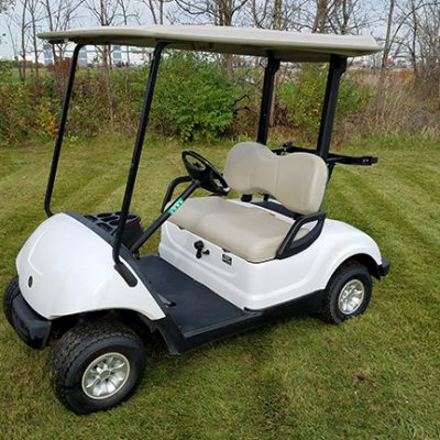 2009 Used Gas Golf Car-Harris Golf Cars-Iowa, Illinois, Wisconsin, Nebraska