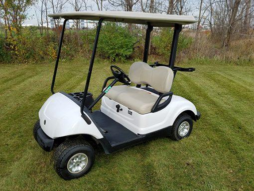 2009 Used Gas Golf Car-Harris Golf Cars-Iowa, Illinois, Wisconsin, Nebraska