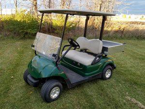 Emerald Utility Car-Harris Golf Cars-Iowa, Illinois, Wisconsin, Nebraska
