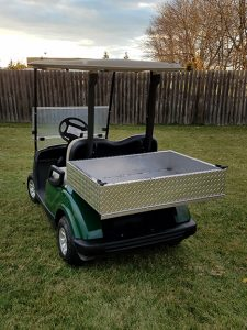 Emerald Utility Car-Harris Golf Cars-Iowa, Illinois, Wisconsin, Nebraska