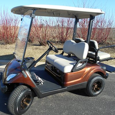 Rootbeer Drive Golf Car-Harris Golf Cars-Iowa, Illinois, Wisconsin, Nebraska