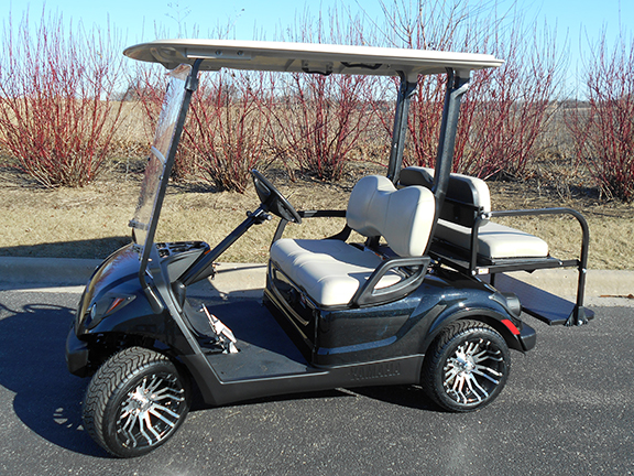 2001 Onyx Drive-Harris Golf Cars-Iowa, Illinois, Wisconsin, Nebraska