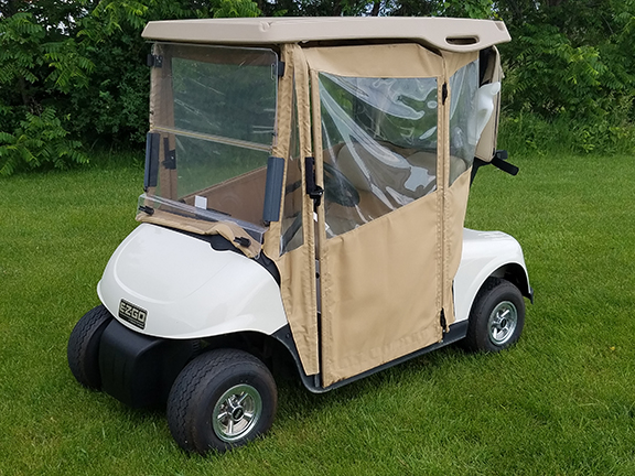 E Z Go Rxv Electric Golf Car Harris Golf Cars
