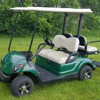 YDRE Hunter Green-Harris Golf Cars-Iowa, Illinois, Wisconsin, Nebraska