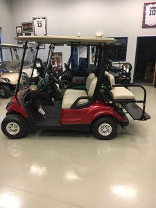 Jasper Red-Harris Golf Cars-Iowa, Illinois, Wisconsin, Nebraska